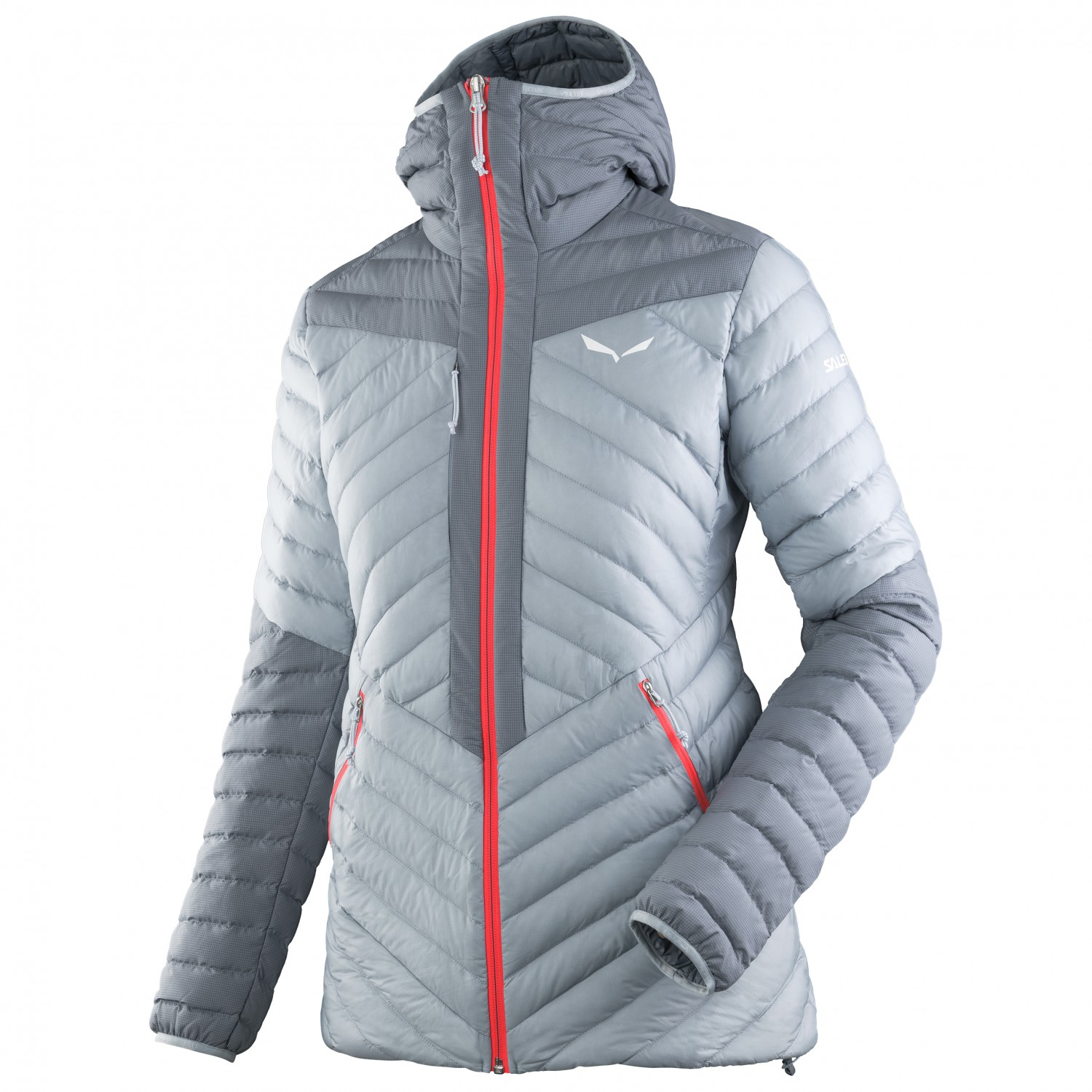 Salewa Women's Ortles Light 2 Down Hood Jacket Daunenjacke Malta 0340 | 36 (EU)