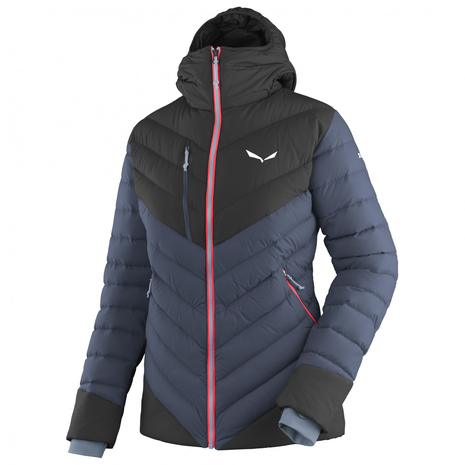 hot sale online 91678 2adf0 Salewa - Women's Ortles Medium 2 Down Jacket - Giacca in piumino - Black  Out / Ombre Blue | 34 (EU)