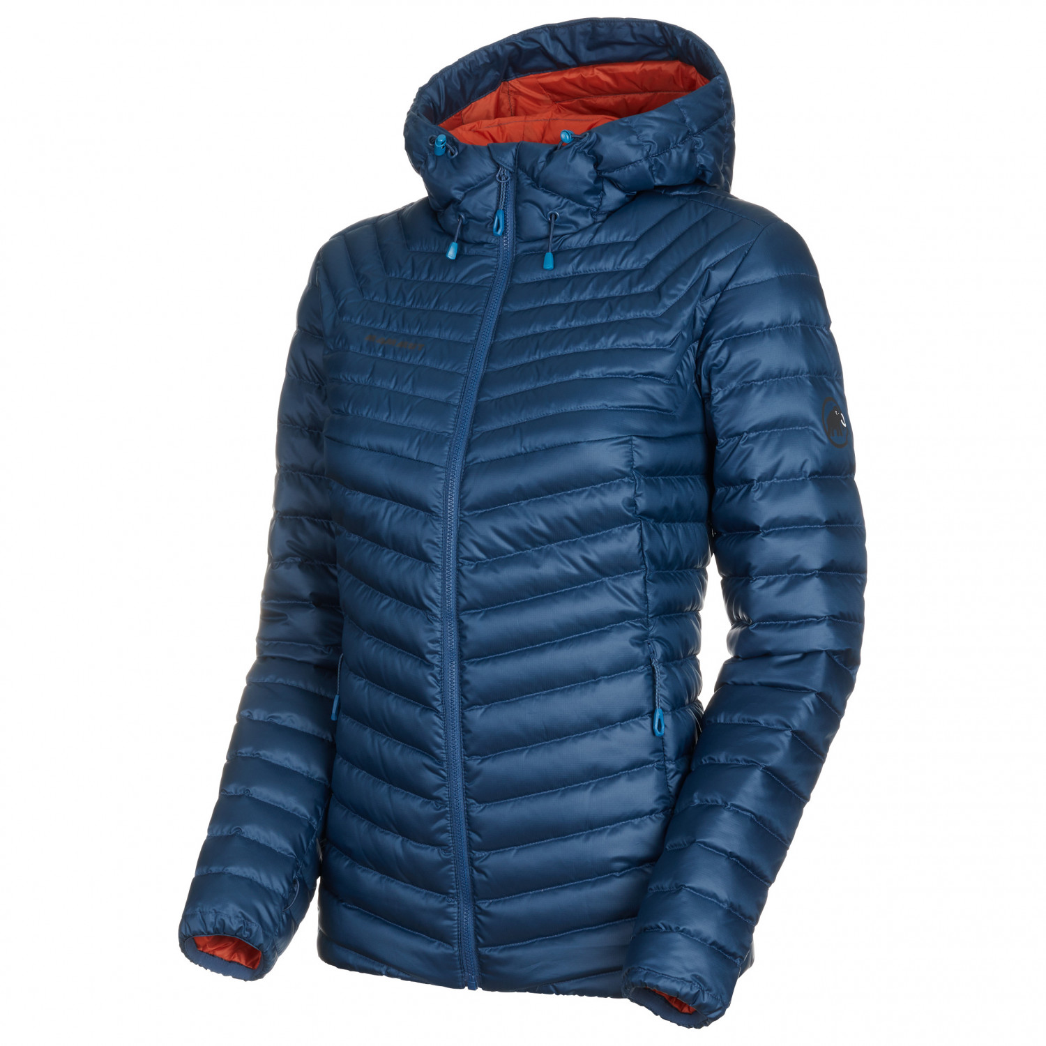 the latest 632de 6d3f7 Mammut - Women's Convey In Hooded Jacket - Daunenjacke - Deer | XS