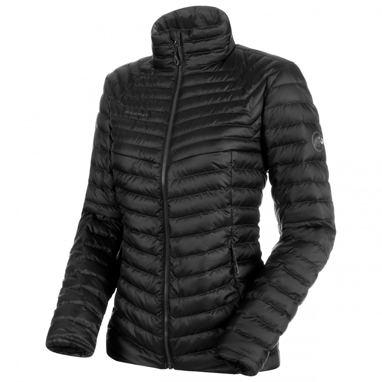 buy popular 64aef ae2bd Mammut - Women's Convey In Jacket - Giacca in piumino - Black / Phantom   M