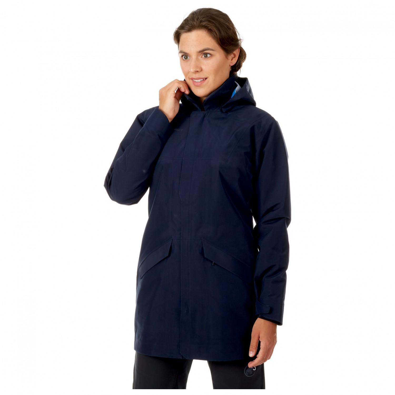 ... Mammut - Women s Seon 3 in 1 HS Hooded Coat - Doppeljacke ... 1ad653b816