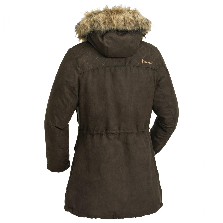 73d2c75b82 Pinewood - Women s Victoria Parka - Winter jacket ...