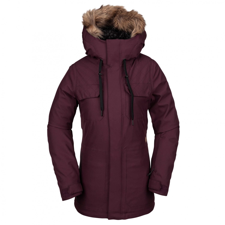 Volcom Shadow Insulated Jacket Ski Jacket Women S Free