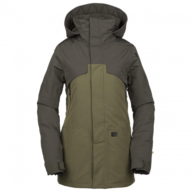 Donna Franco Porto Jacket 1 Vault Doppia 3 Volcom In Giacca wx0z8P8qp