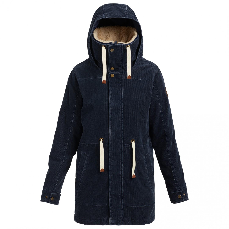 066dc09b24ce44 Hazelton Veste Femme Jacket Burton D'hiver Livraison Gratuite wESdEq
