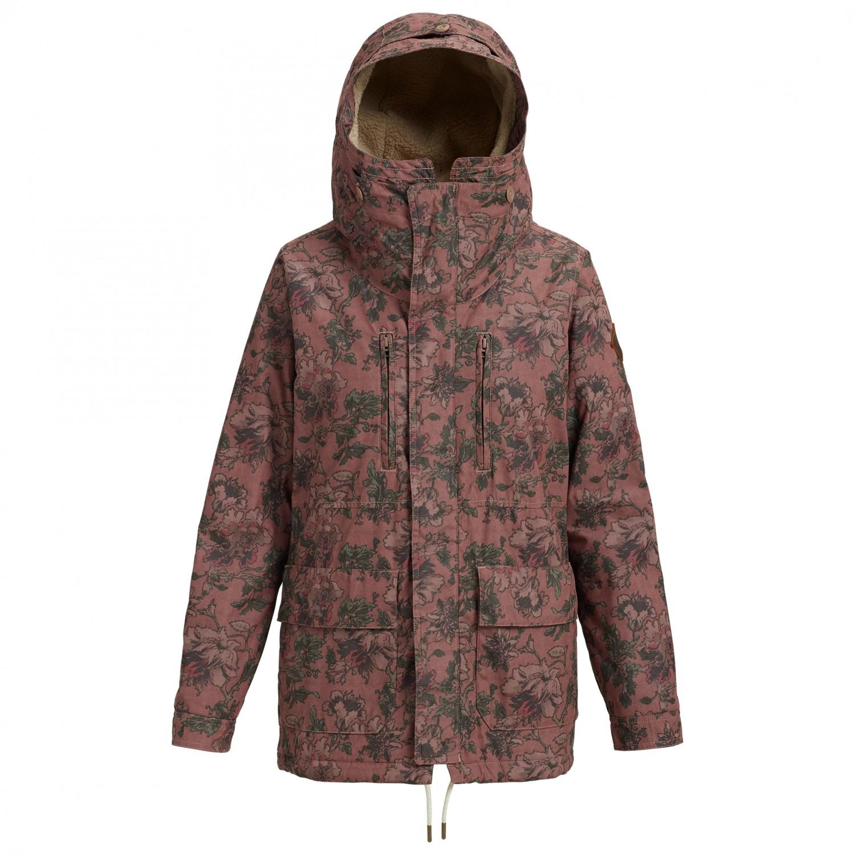 ca8c6e4d Burton Merriland Jacket - Vinterjakke Dame kjøp online   Bergfreunde.no