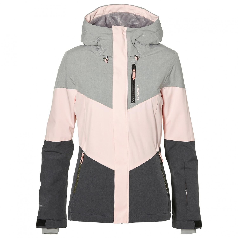 Ligne Ski Veste En De O'neill Coral Jacket FemmeAchat 7b6gyYf