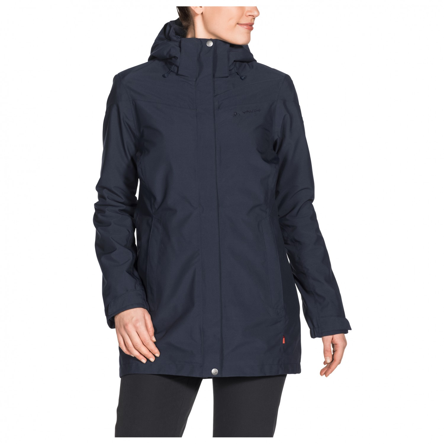 timeless design bdd25 9d1f6 Vaude - Women's Idris 3in1 Parka II - 3-in-1 jacket - Eclipse | 38 (EU)