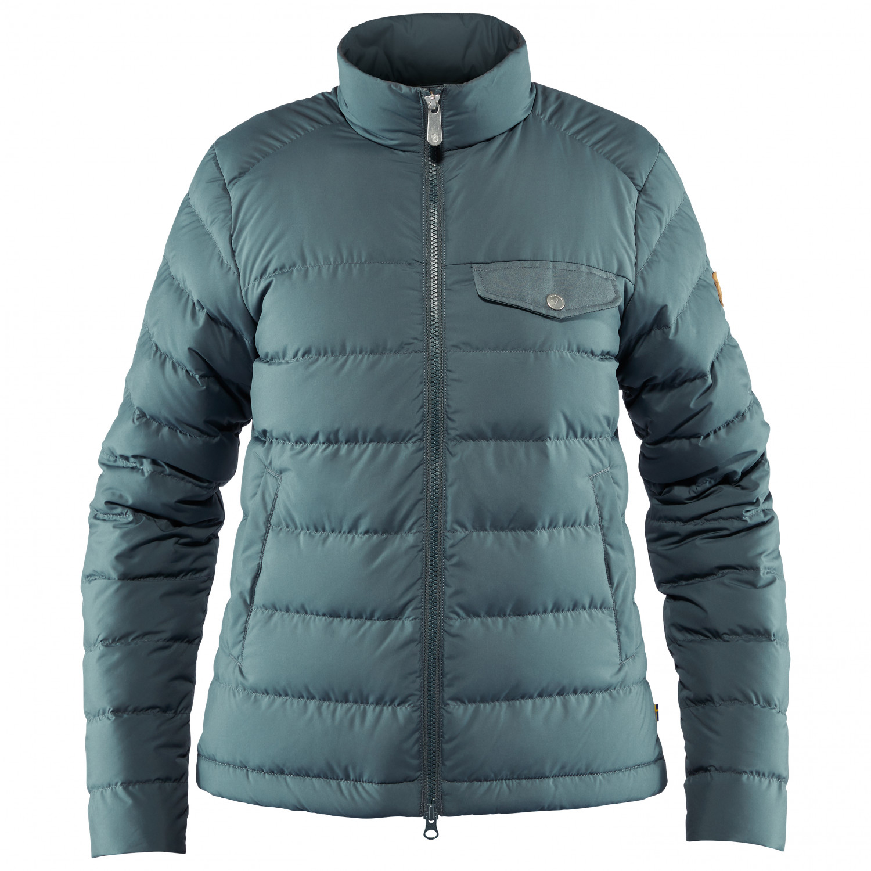 on sale 1e3e3 a626c Fjällräven - Women's Greenland Down Liner Jacket - Down jacket - Black | XS