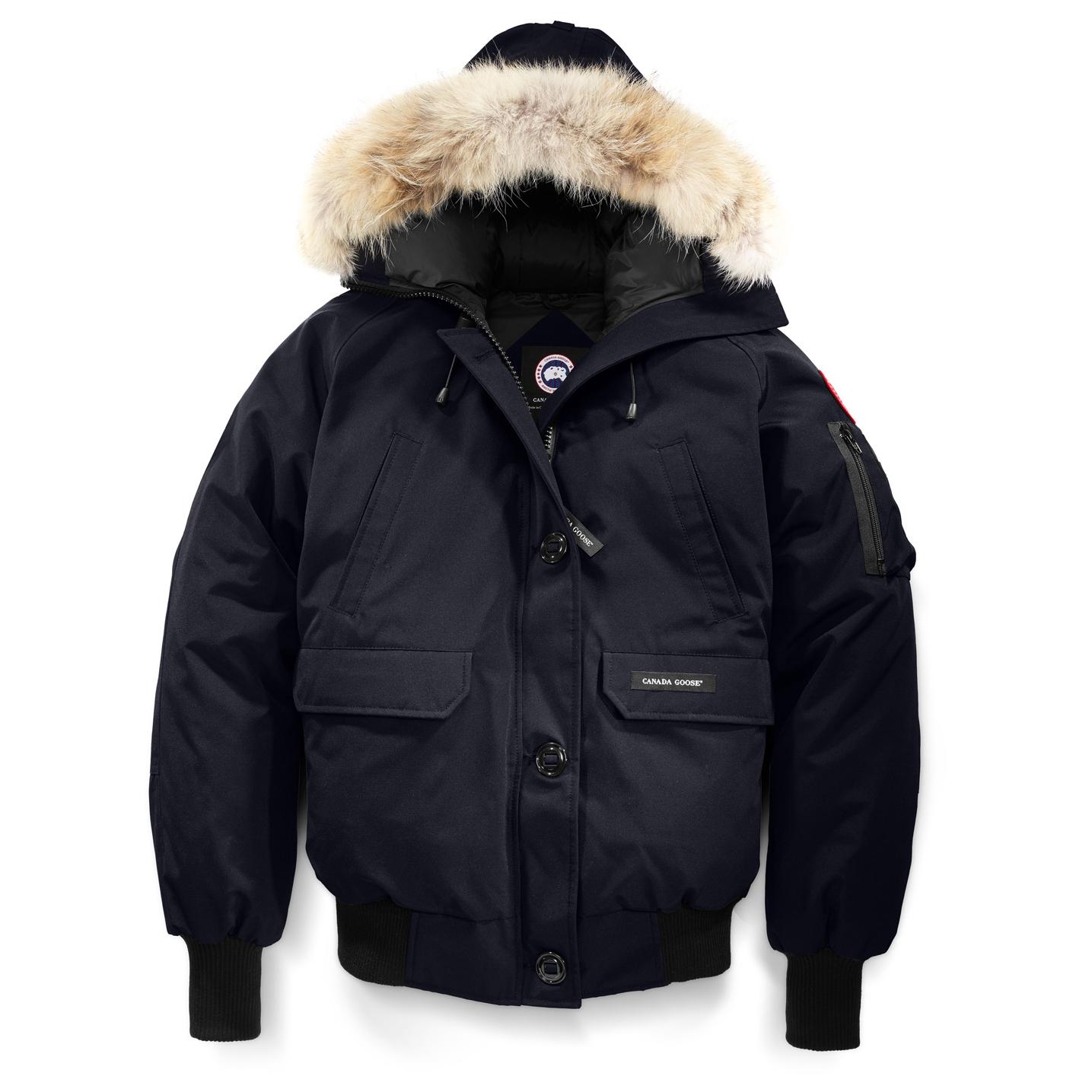 promo code 1d1d0 aa8a8 Canada Goose - Women's Chilliwack Bomber - Winterjacke - Black | XS