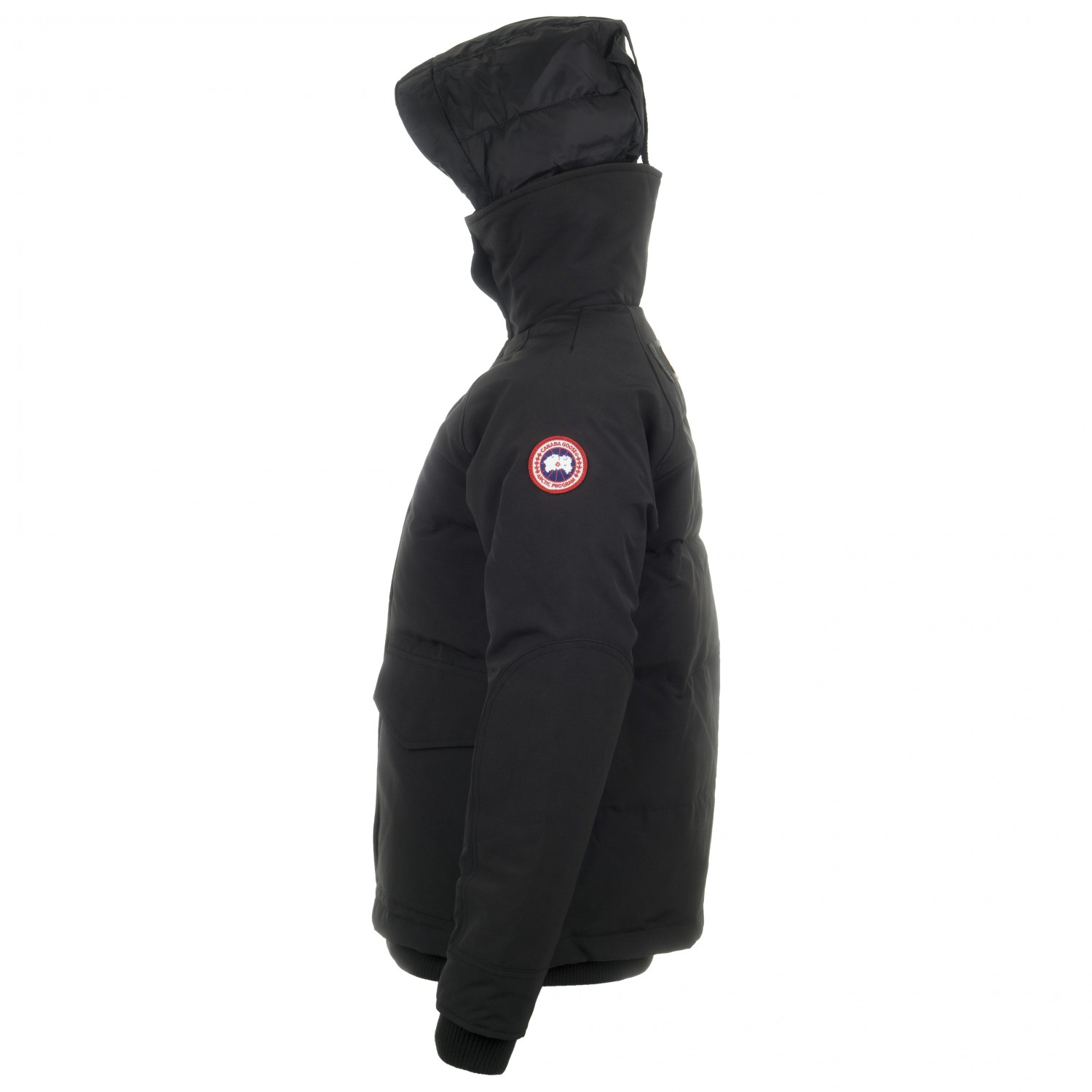 af08651ed Canada Goose - Women's Deep Cove Bomber - Winter jacket - Black | M