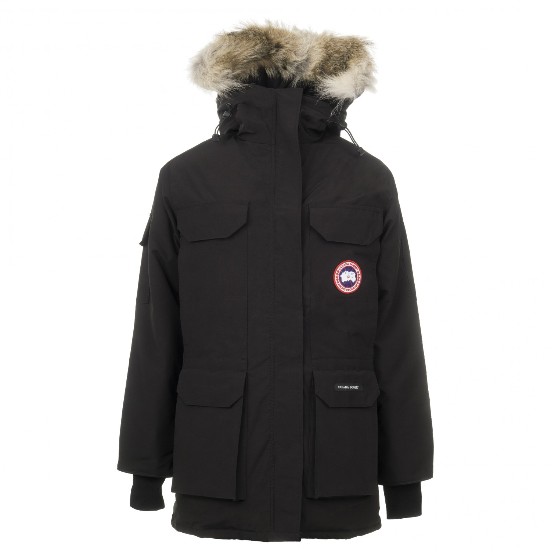 Canada Goose Women's Expedition Parka Winterjacke Black | XXS