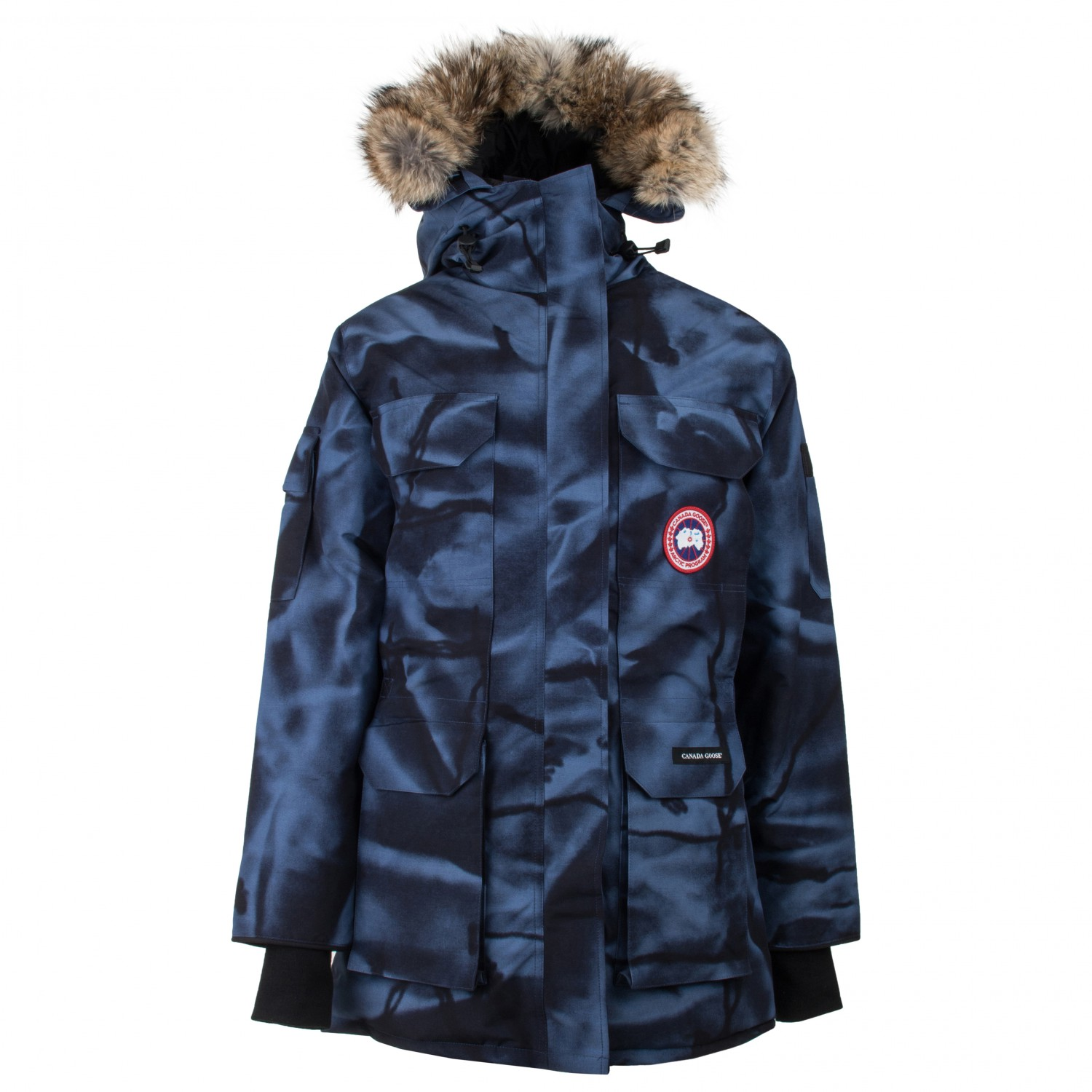buy popular d4ad5 ece35 Canada Goose - Women's Expedition Parka - Winterjacke - Black | XXS