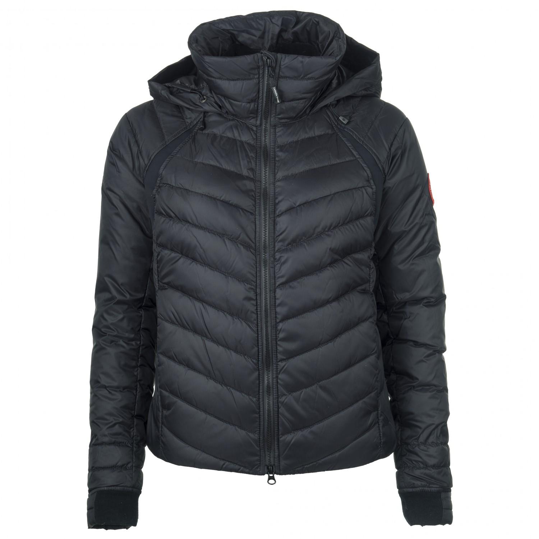 Women's Daunenjacke Goose BlackXs Canada Jacket Hybridge Base fYbv7yI6g