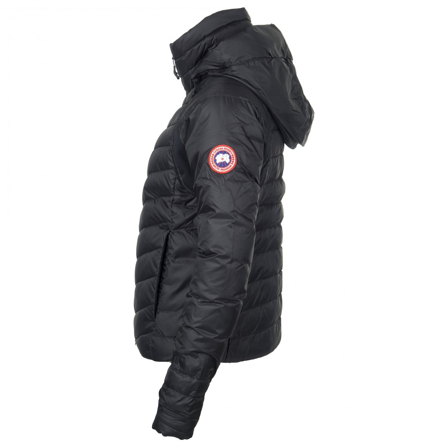 e26c1d4832503 Canada Goose Hybridge Base Jacket - Down jacket Women's | Free EU ...