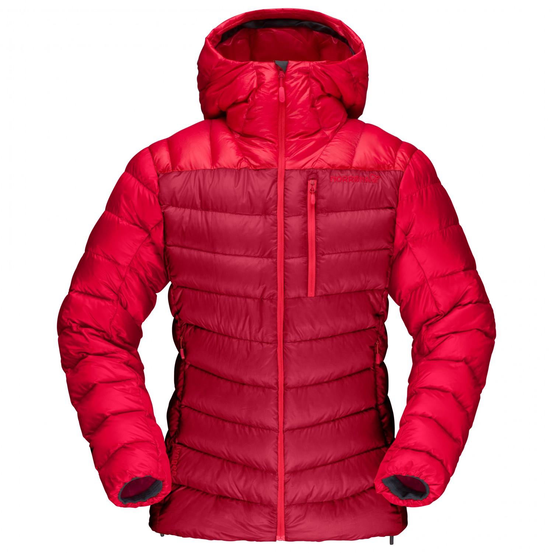 46fb5e3b Norrøna Lyngen Down850 Hood Jacket - Dunjakke Dame | Med fri frakt ...