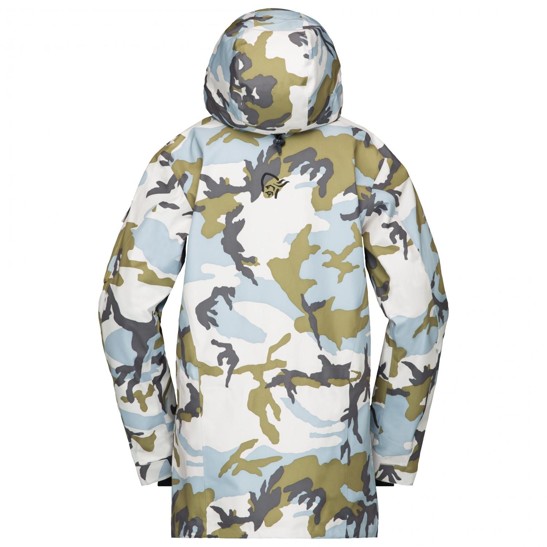 Norrøna Tamok Gore Tex Jacket Ltd Veste de ski Femme
