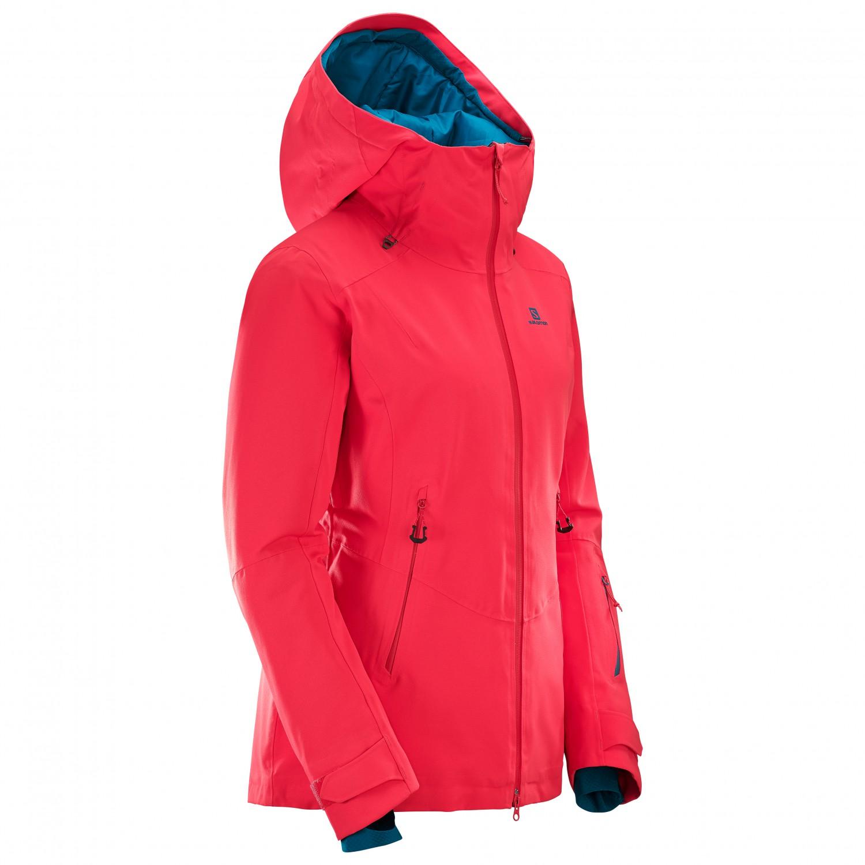 1fd9448d602f ... Salomon - Women s QST Guard Jacket - Ski jacket ...