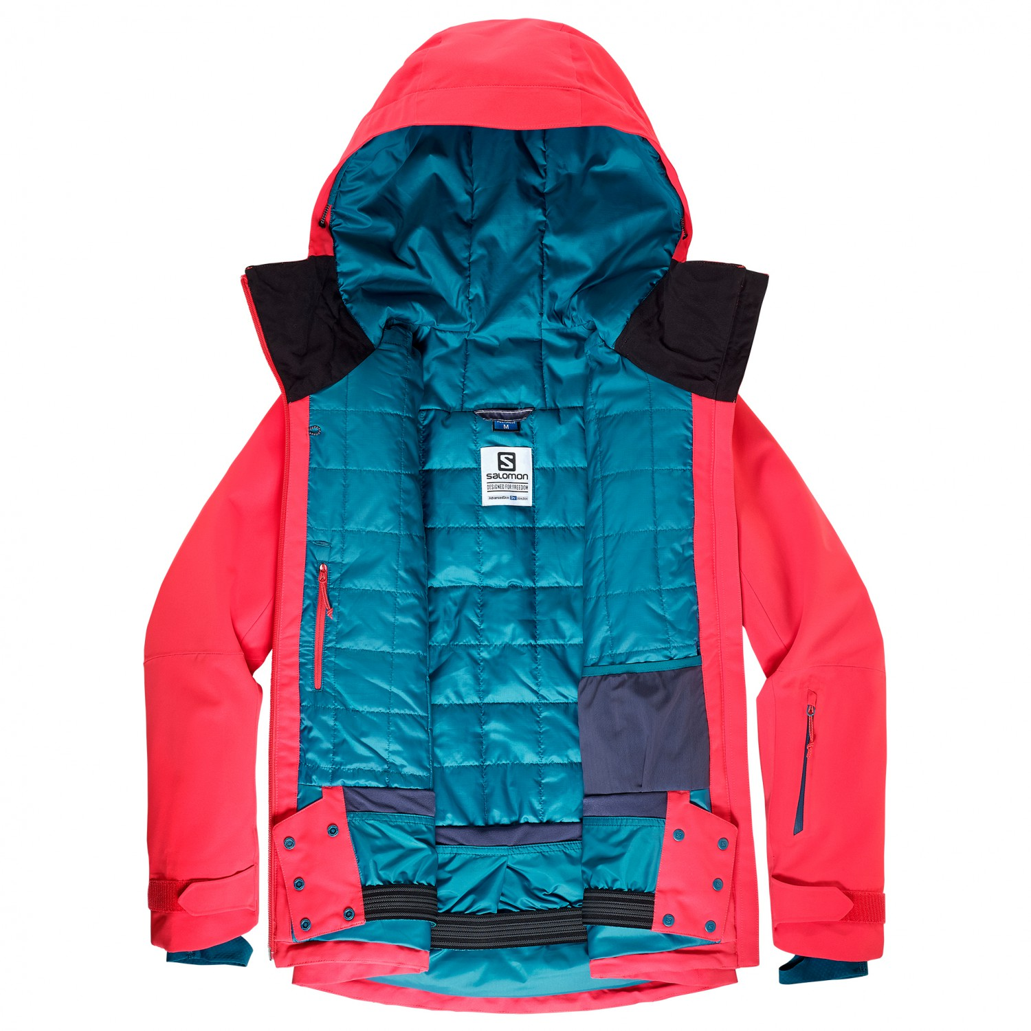 ... Salomon - Women s QST Guard Jacket - Ski jacket ... 0bdaa465d