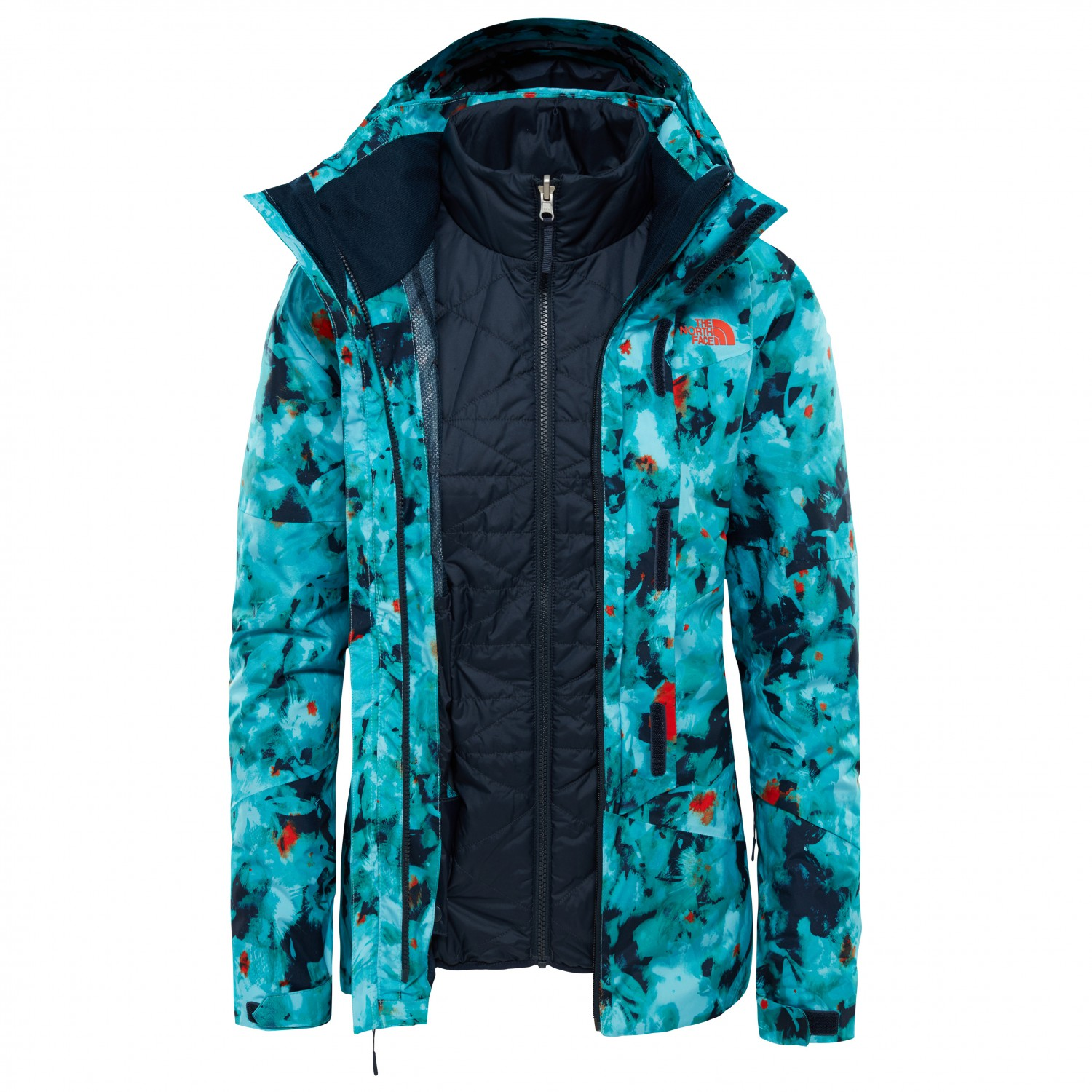 340f71f6f The North Face Garner Triclimate Jacket - 3-In-1 Jacket Women's ...