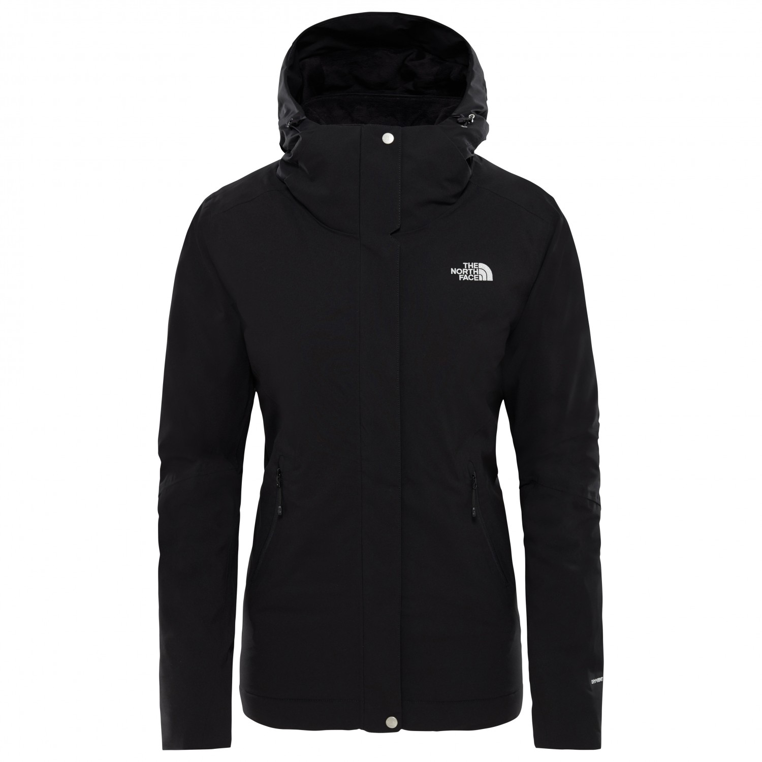 a170931cc The North Face - Women's Inlux Insulated Jacket - Winter jacket - Cardinal  Red | XS