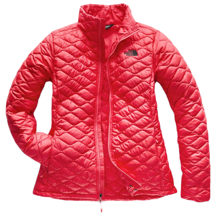 c87fcd71a The North Face - Women's Thermoball Jacket - Synthetic jacket - Multi  Glitch Print | XS