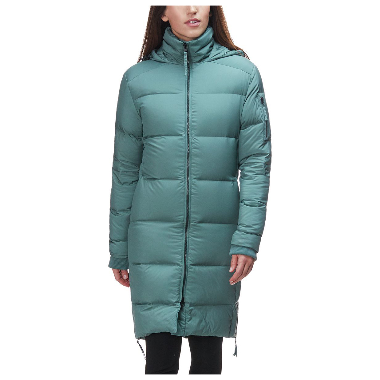 Basin + Range Women's Northstar Down Jacket Daunenjacke Insignia Blue | XS