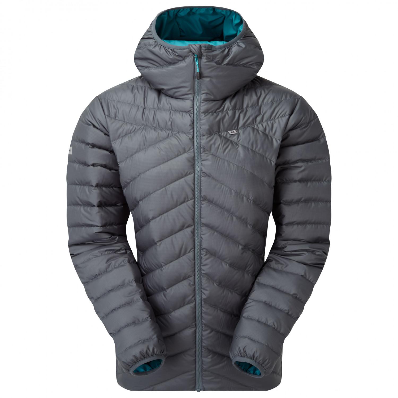 Mountain Equipment Women's Earthrise Hooded Jacket Daunenjacke Bracken | 8 (UK)