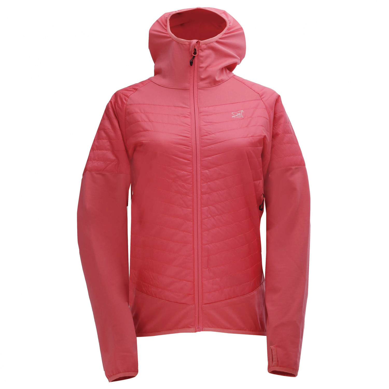 2117 of Sweden Women's Blixbo Eco Hybrid Jacket Kunstfaserjacke Blush Red | 36 (EU)