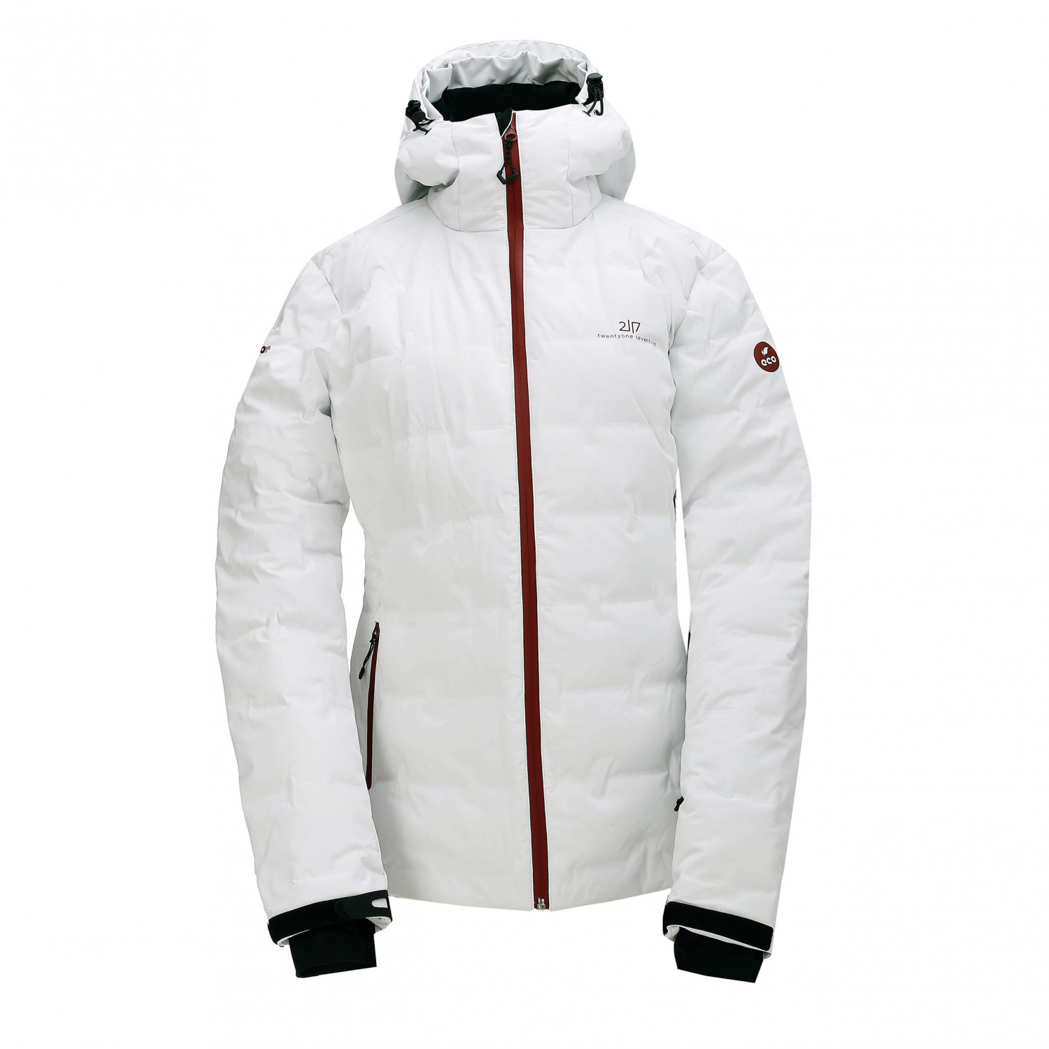 2117 of Sweden Women's Mon Eco Down Ski Jacket Ski jas Ink | 36 (EU)