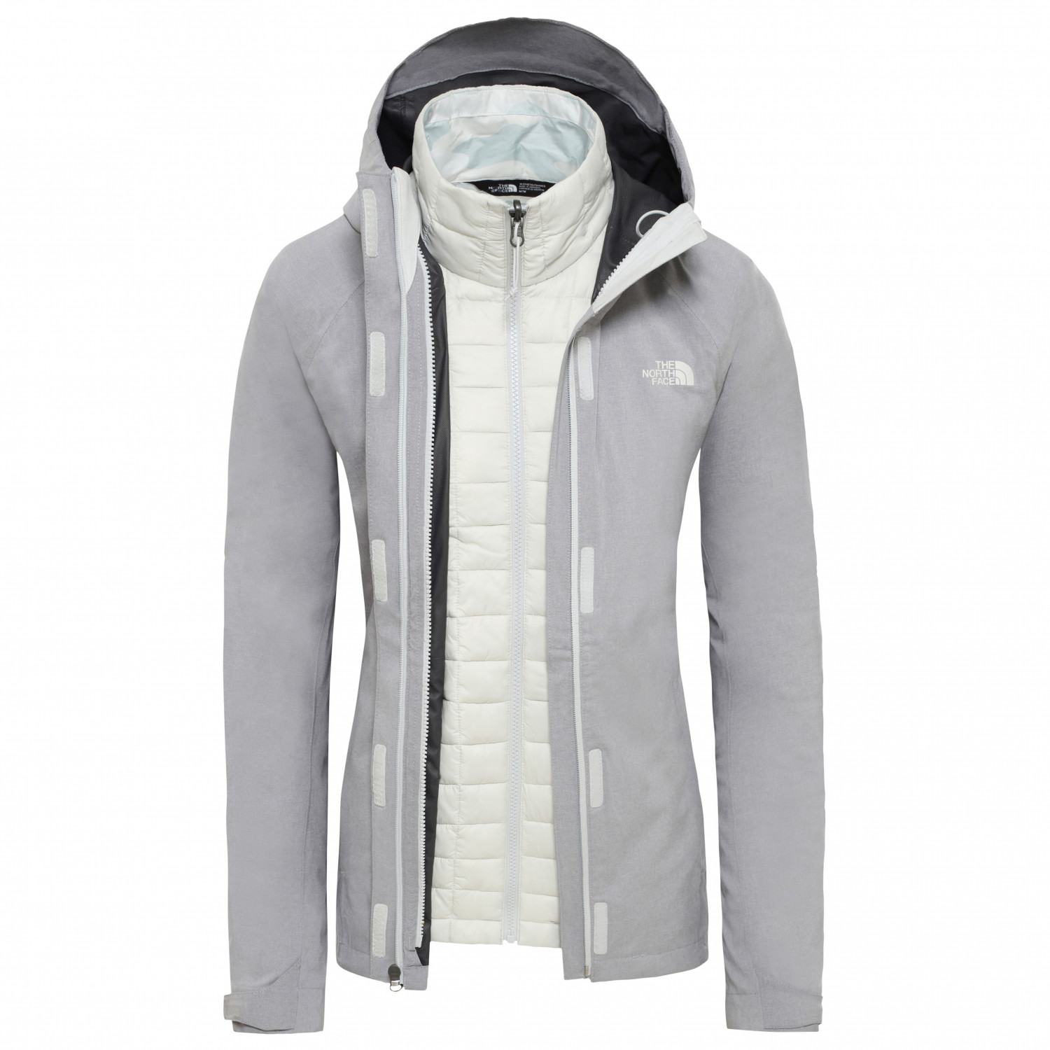 the north face triclimate jacke damen