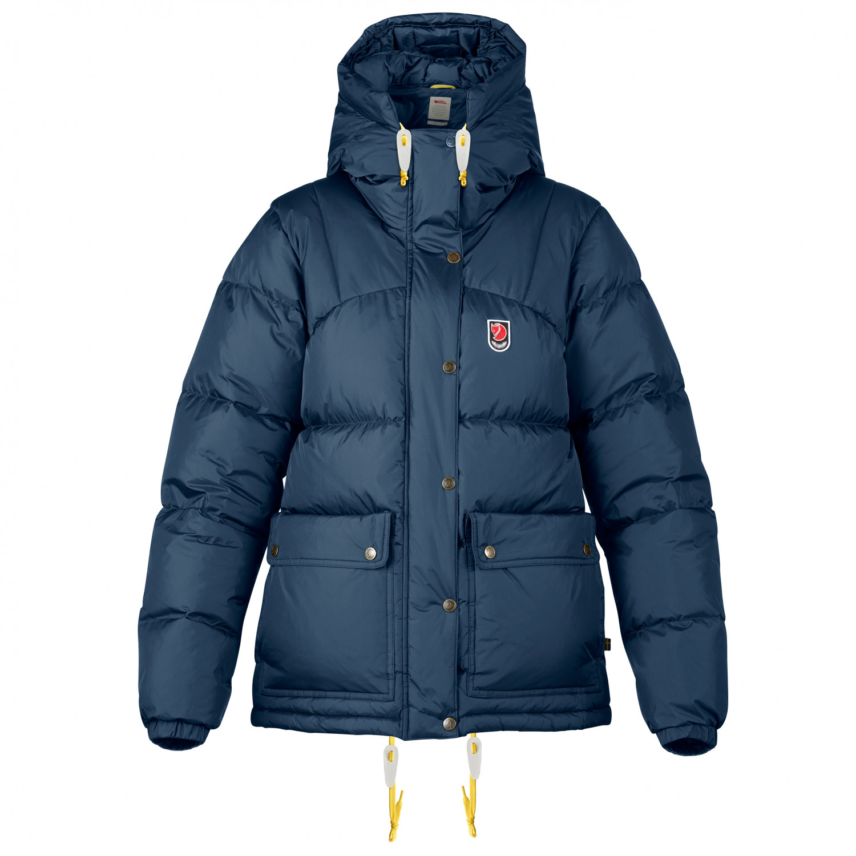 Fjällräven Women's Expedition Down Lite Jacket Daunenjacke Navy | M