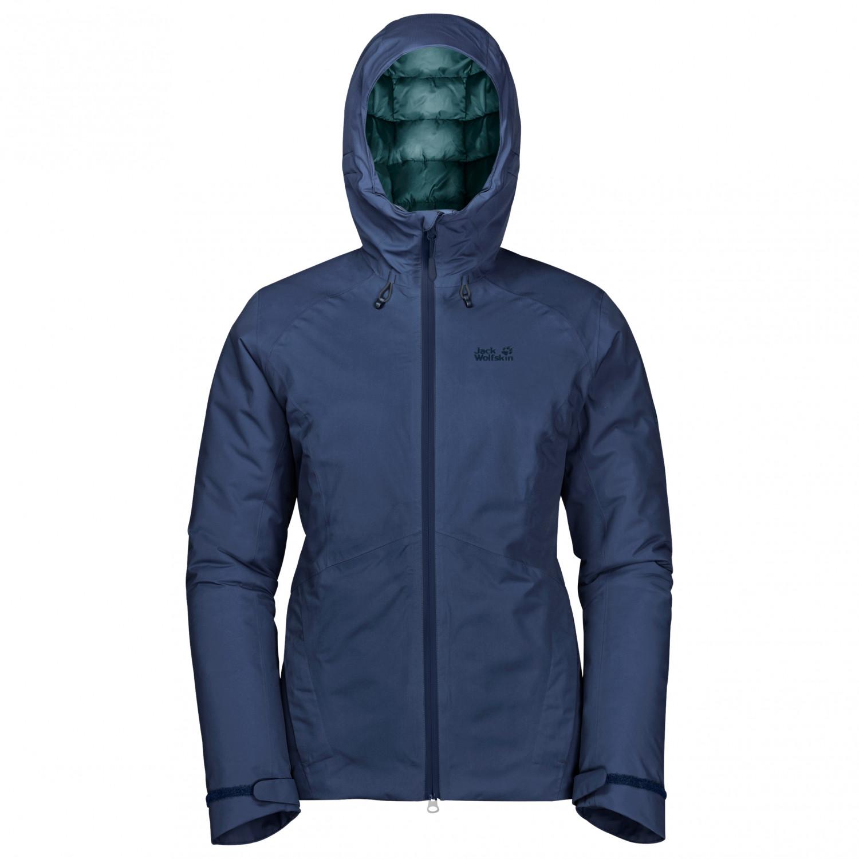 Super Qualität toller Rabatt für ziemlich billig Jack Wolfskin - Women's Argon Storm Jacket - Winterjacke - Black | XS