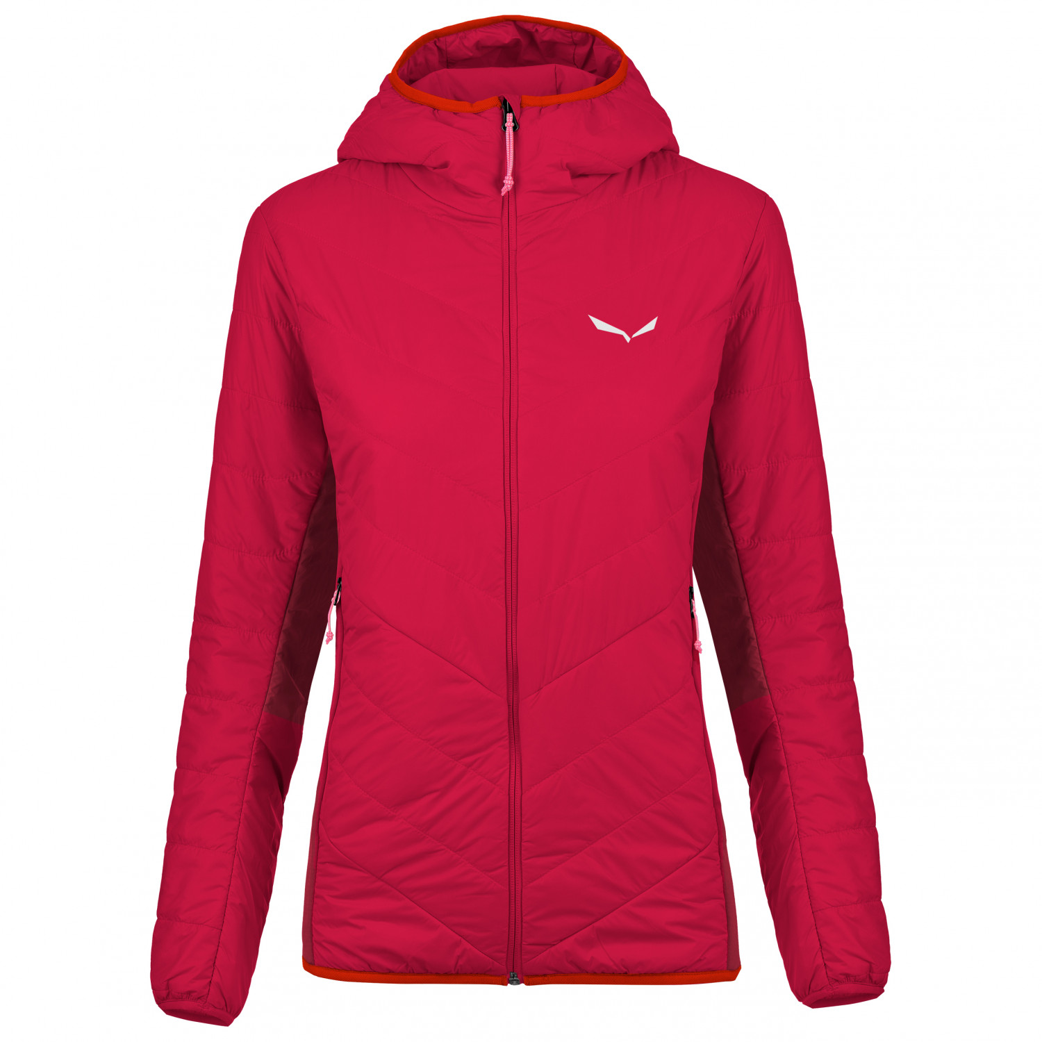 Duran Euit40eu Red34 Salewa Hybrid Primaloft Synthetic Jacket 3 Women's Rose WYIE92DbeH