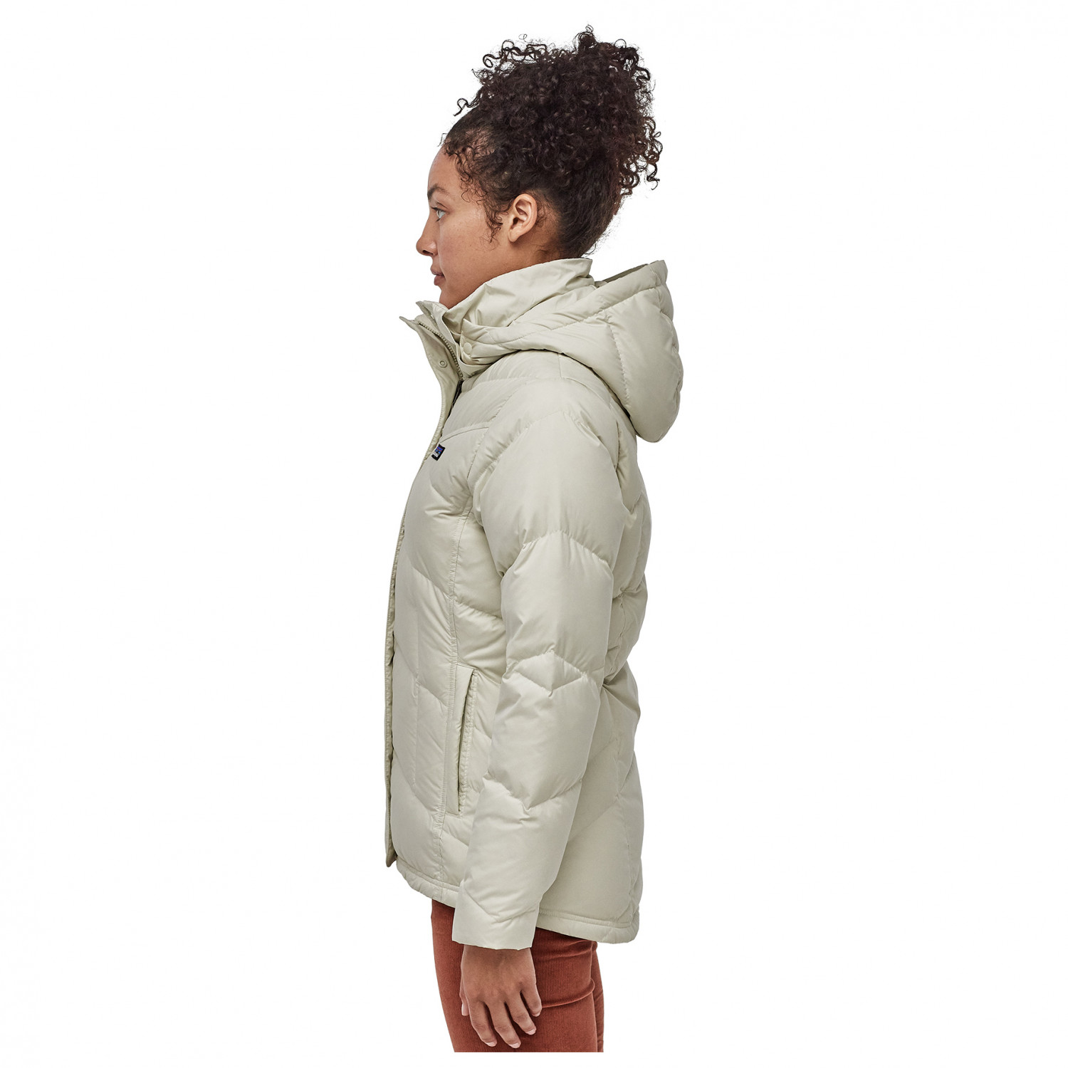 Patagonia Women's Down With It Jacket Down jacket Black | S