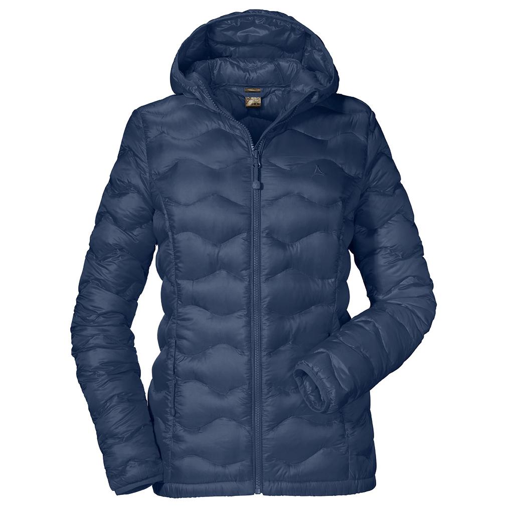 vollständige Palette von Spezifikationen schön Design beste Wahl Schöffel - Women's Down Jacket Kashgar 2 - Down jacket - Black | 36 (EU)
