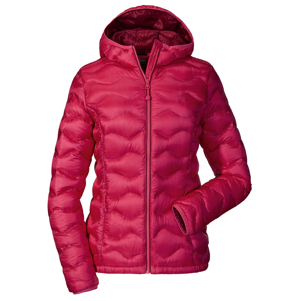 Schöffel Women's Down Jacket Kashgar 2 Down jacket Pink Yarrow | 34 (EU)