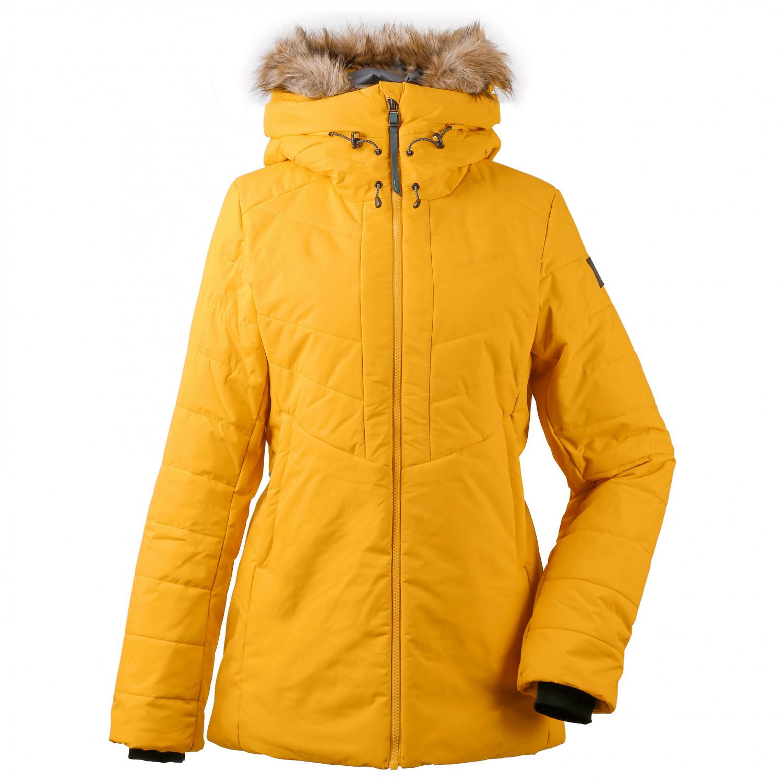 Winter Padded Black34eu Nana Didriksons Women's Jacket eHYD2WE9I