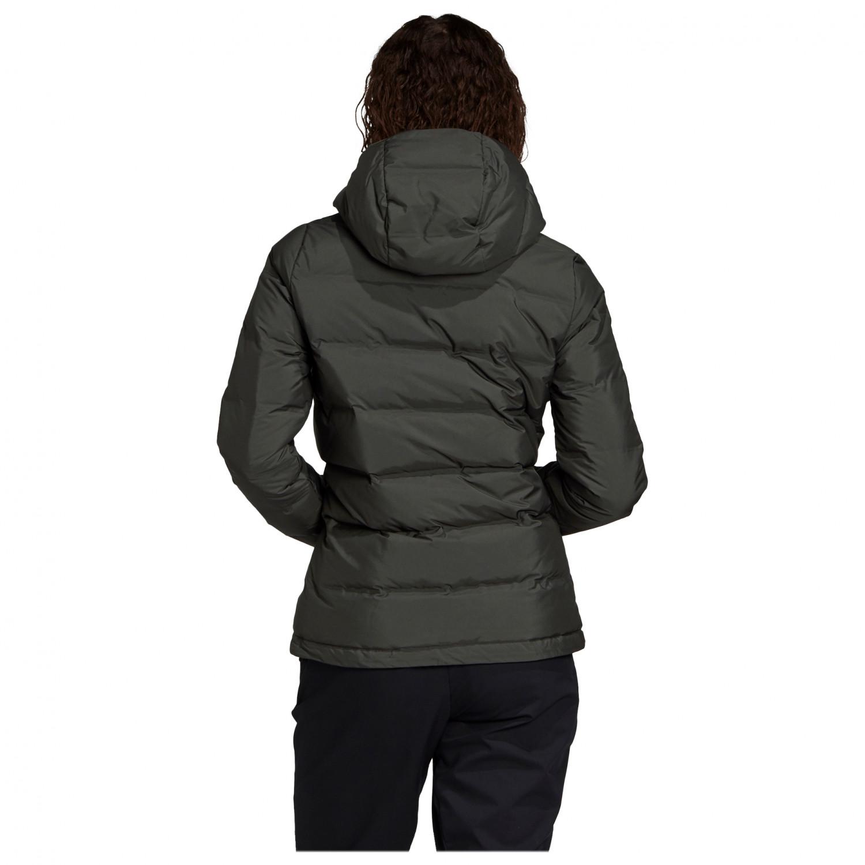 Adidas Helionic Hooded Jacket Dunjakke Dame køb online