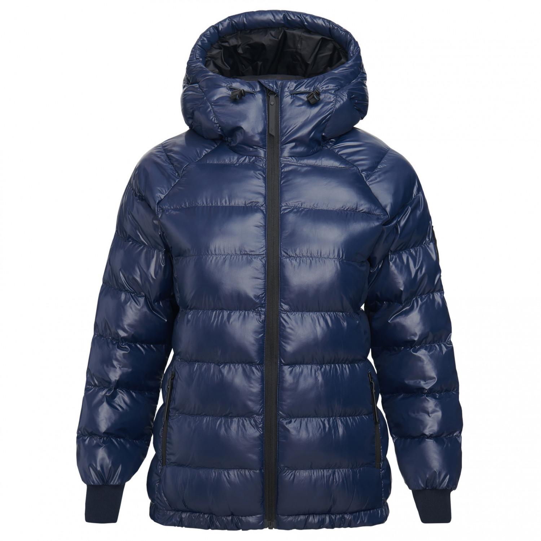 Peak Performance Women's Tomic Puffer Jacket Winterjacke White | XS