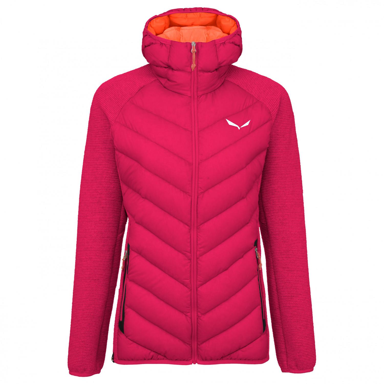 Salewa Women's Fanes SarnerDown Hybrid Jacket Daunenjacke Virtual Pink | 36 (EU)