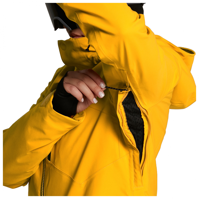 Volcom Women's 3D Stretch Gore Jacket Skijacke Resin Gold | XS