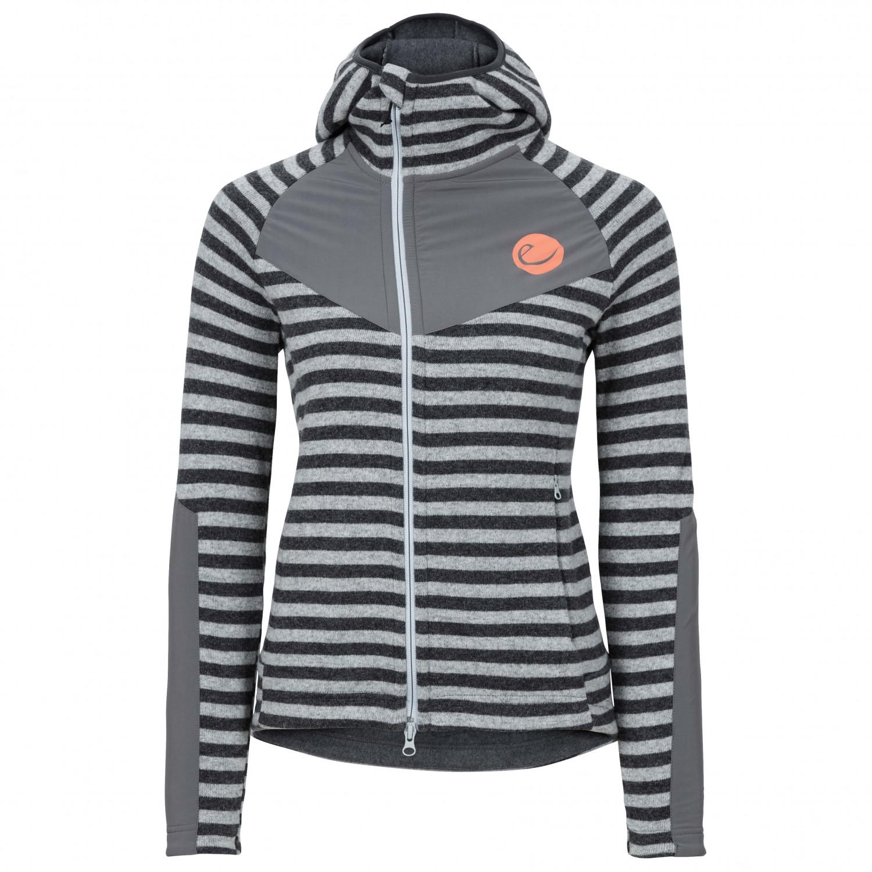 Edelrid Women's Creek Fleece Jacket Fleecejacke Grey | XS