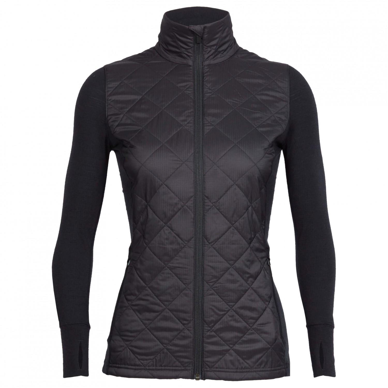 19c97094019d3 Icebreaker - Women s Ellipse Jacket - Wool jacket ...