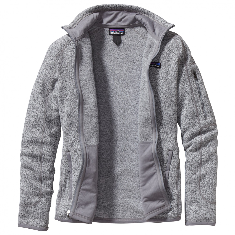 c31c98b6b07 ... Patagonia - Women s Better Sweater Jacket - Fleece jacket ...