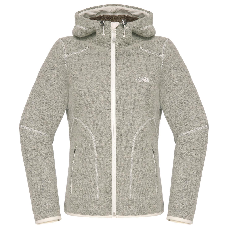 promo code 6dc73 7ba82 The North Face - Women's Zermatt Full Zip Hoodie - Fleece jacket