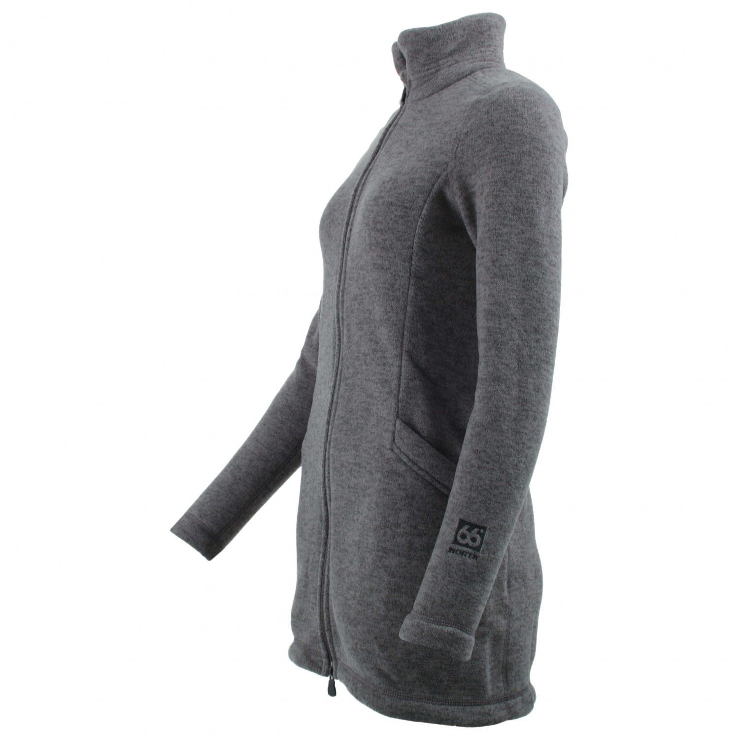 66 North Esja Long Jacket - Fleece Jacket Women's | Free UK ...