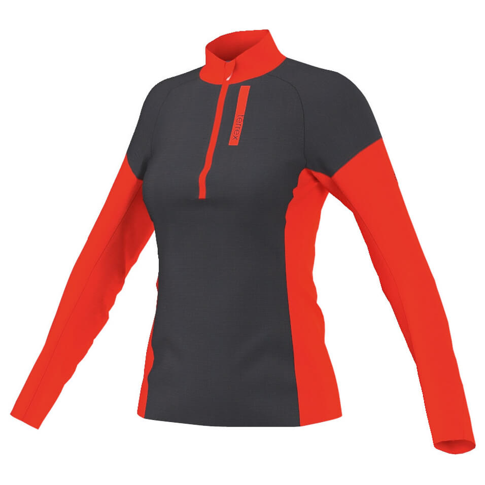 adidas adidas tx skyclimb top fleece pullover women 39 s free uk delivery. Black Bedroom Furniture Sets. Home Design Ideas