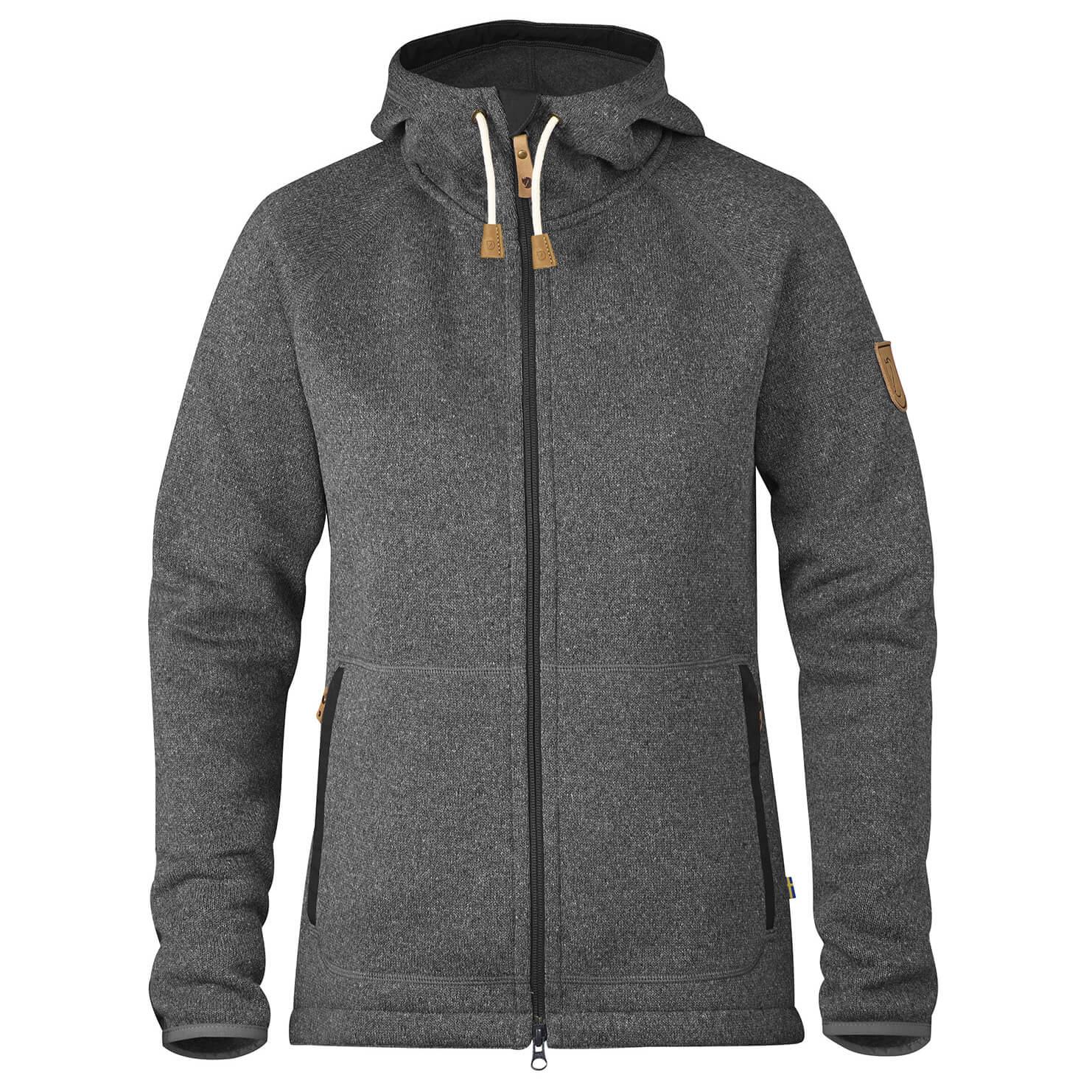 Fj 228 Llr 228 Ven 214 Vik Reinforced Hoodie Fleece Jacket Women S