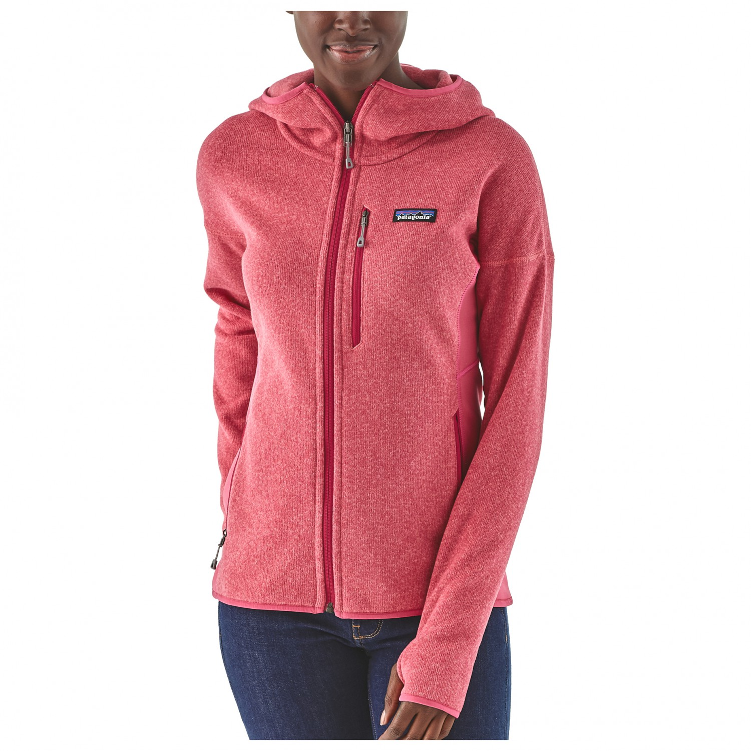 9d5b9669966 ... Patagonia - Women s Performance Better Sweater Hoody - Veste polaire ...